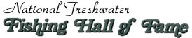 National Freshwater Fishing Hall of Fame Logo